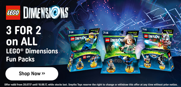 LEGO Dimensions - Fun Packs