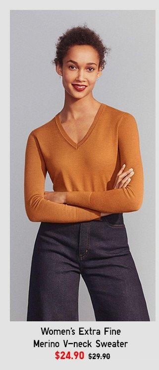 TRY SOMETHING NEW - Extra Fine Merino - Shop Women