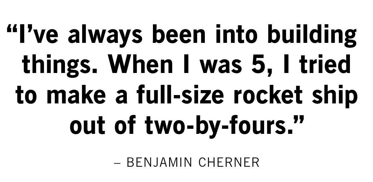 Benjamin Cherner