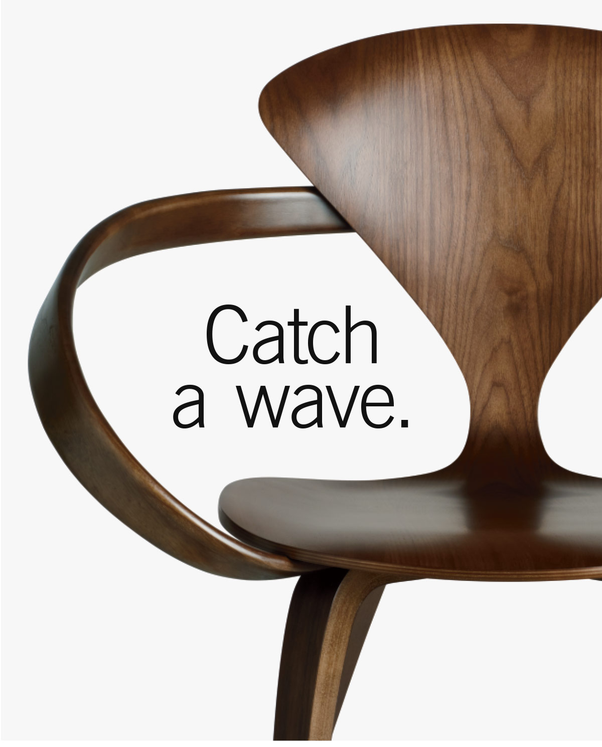 Catch a Wave Cherner Chair Company