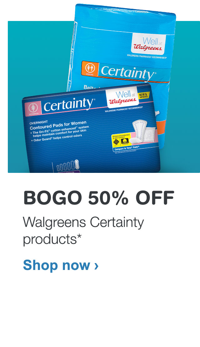 Walgreens: Up to 50% OFF deals almost too 🔥 hot to handle