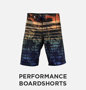 Performance Boardshorts
