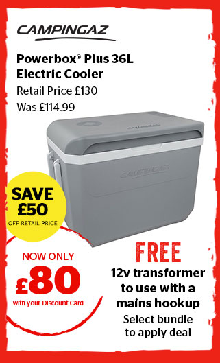 Campingaz Powerbox Plus 3 Electric Cooler