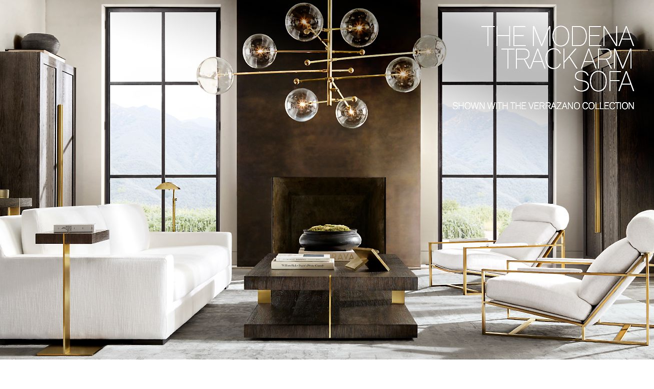 Restoration Hardware Introducing The Glass Globe Mobile
