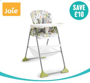 Joie Mimzy Snacker 123 High Chair