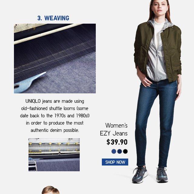 Women's EZY Jeans $39.90 -- SHOP NOW