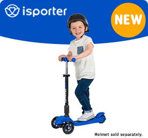 iSporter XL Blue