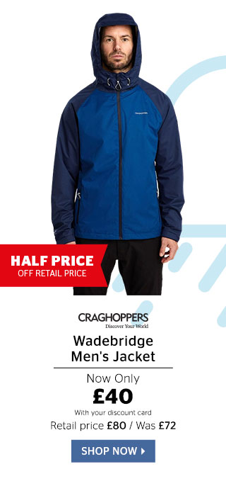 Craghoppers Wadebridge
