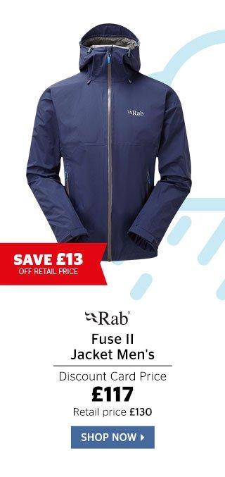 Rab Fuse II Men's