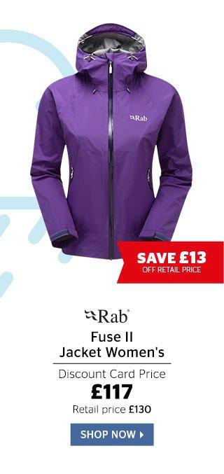 Rab Fuse II Women's
