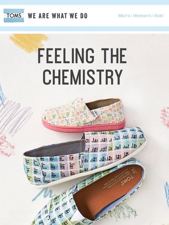 Toms Theyre Back Periodic Table Classics Milled