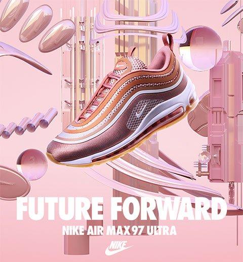 Lady Foot Locker: Nike Air Max 97 Ultra – available 8.5