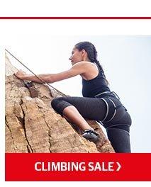 Climbing Sale