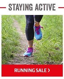 Running Sale