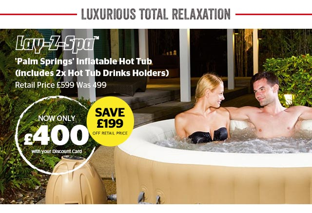 Luxurious Total Relaxation