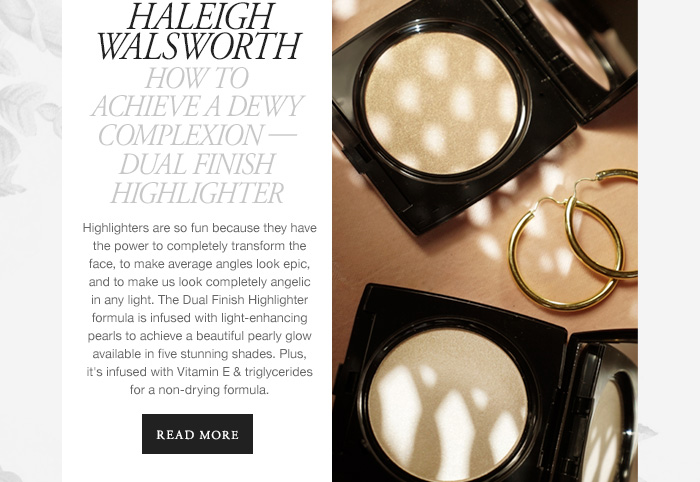HALEIGH WALSWORTH - READ MORE