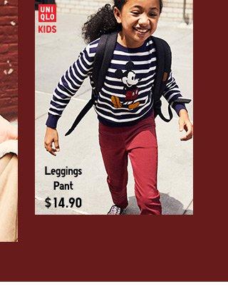 Girl's Leggings Pant $14.90 -- SHOP NOW