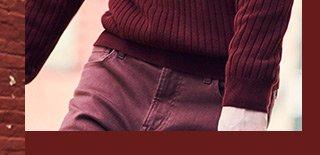 Men's Cotton Cashmere Sweater $29.90 - SHOP NOW