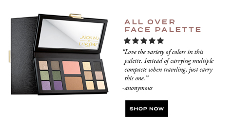 ALL OVER FACE PALETTE - SHOP NOW