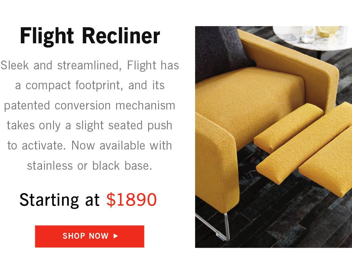 Flight Recliner