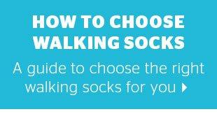 How To Choose Walking Socks