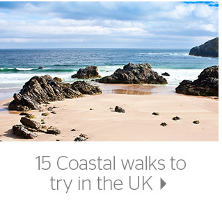 15 coastal walks to try in the UK