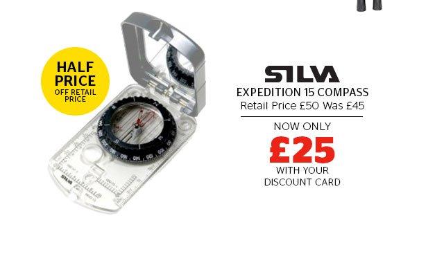 Silva Expedition 15 Compass
