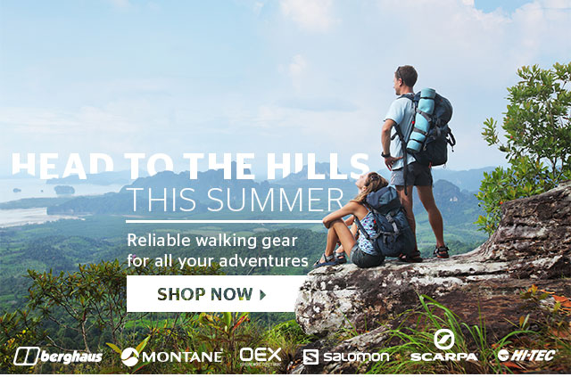 Head To The Hills This Summer
