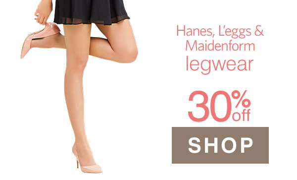 Shop Legwear Sale