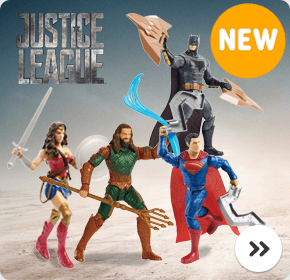 Justice League Movie Toys