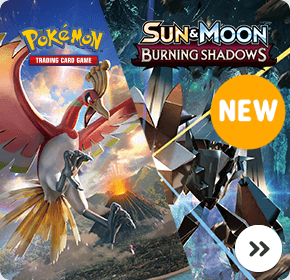 Pokémon Trading Card Game: Sun & Moon Burning Shadows