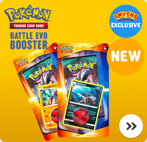 Pokémon TCG: Pokémon Battle Evo Booster
