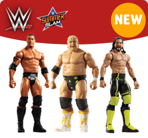 WWE SummerSlam Action Figures