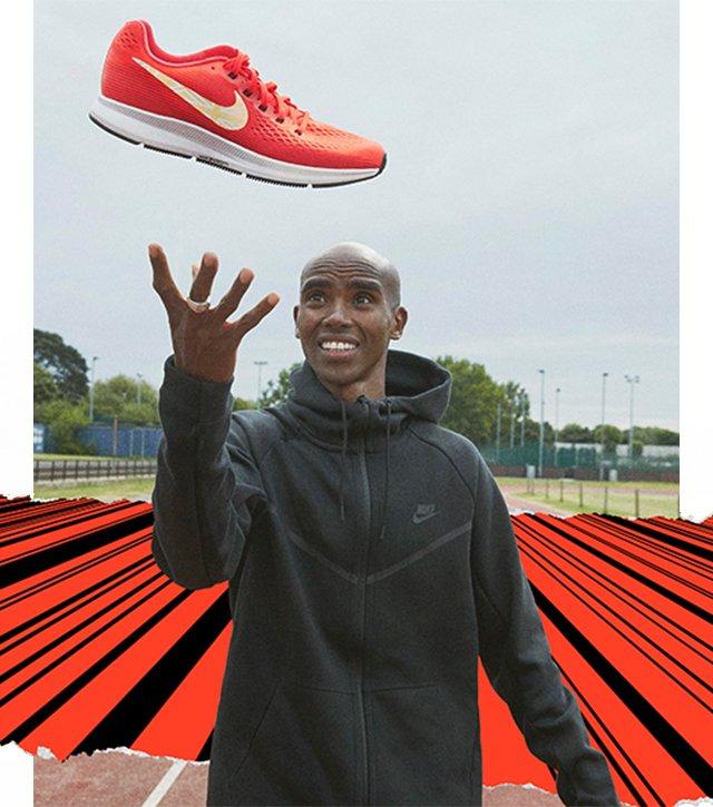 d3b0c5d180aae Nike  Mo Farah  Game Changer
