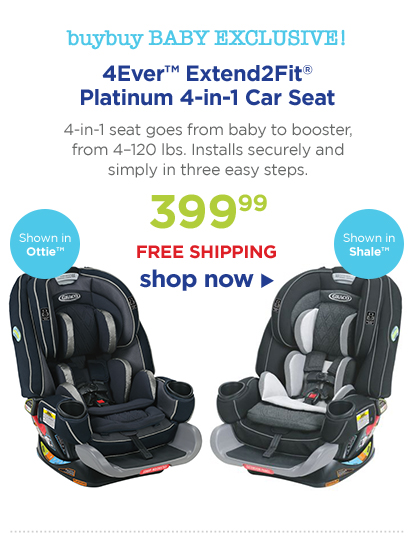 e29730881aa36 buybuy BABY EXCLUSIVE! 4Ever(TM) Extend2Fit(R) Platinum 4-in