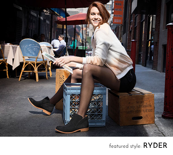 Featured Style: Ryder