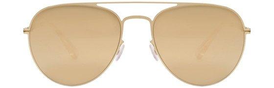 Mykita - Gold Samu Sunglasses