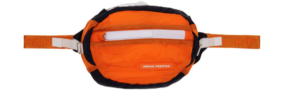 Heron Preston - Orange Hp Fanny Pack