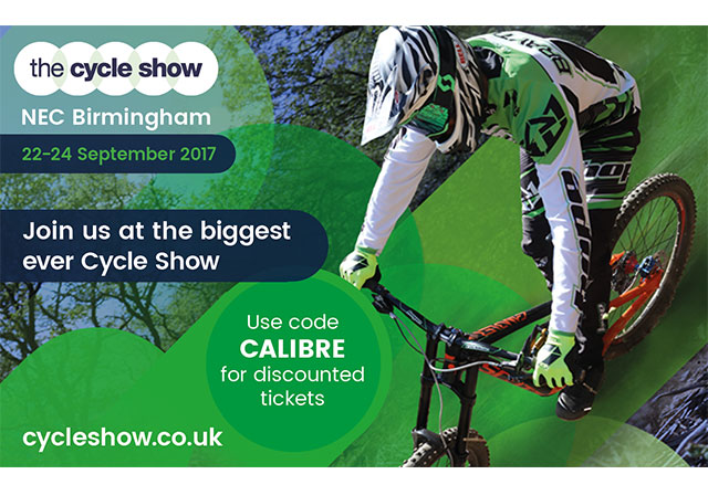 The Cycle Show NEC Birmingham 22-24 September 2017