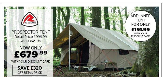 Robens Prospector Tent