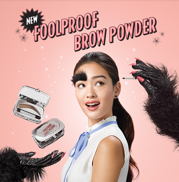 Foolproof Brow Powder by Benefit #8