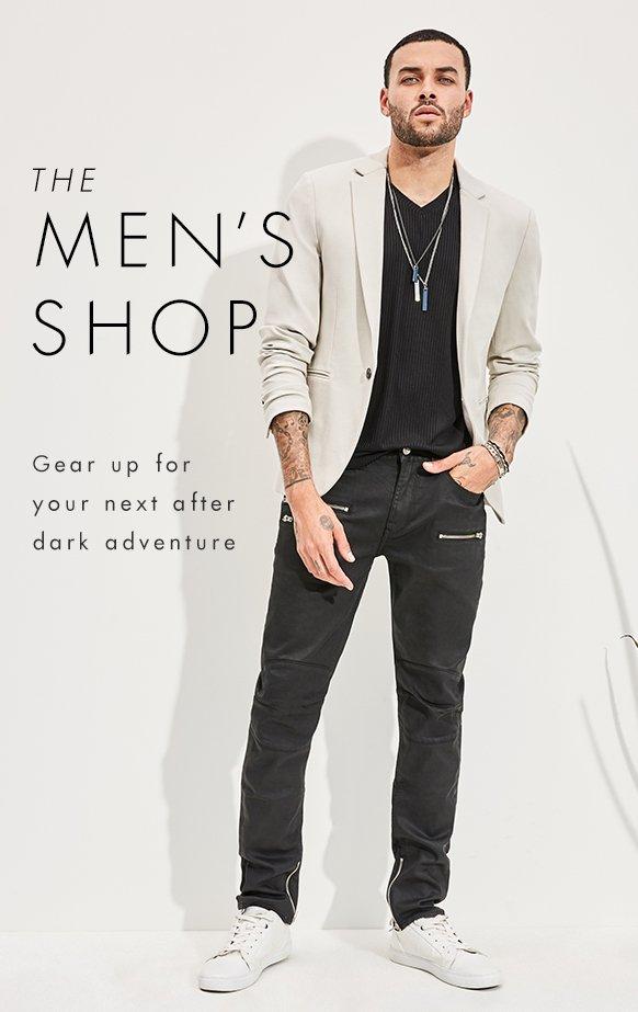 The Men's Shop