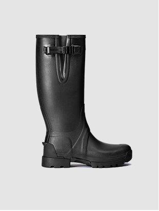 Men's Balmoral Adjustable 3mm Neoprene Wellington Boots