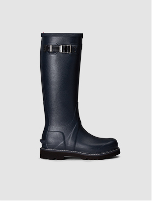 Women's Balmoral Poly-Lined Wellington Boots