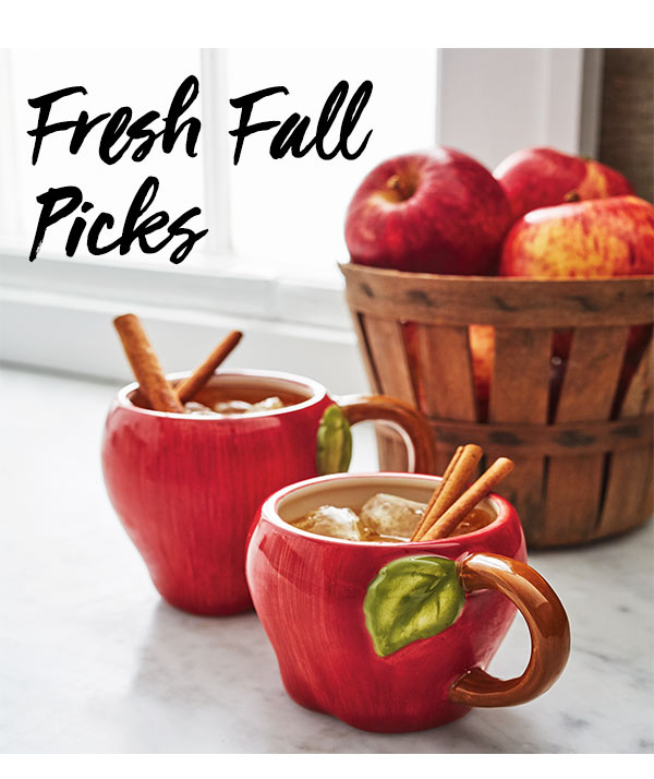 Fresh Fall Picks