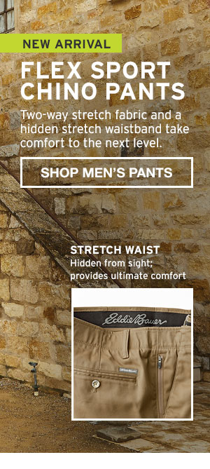 NEW AUTUMN MUST HAVES | SHOP MEN'S PANTS