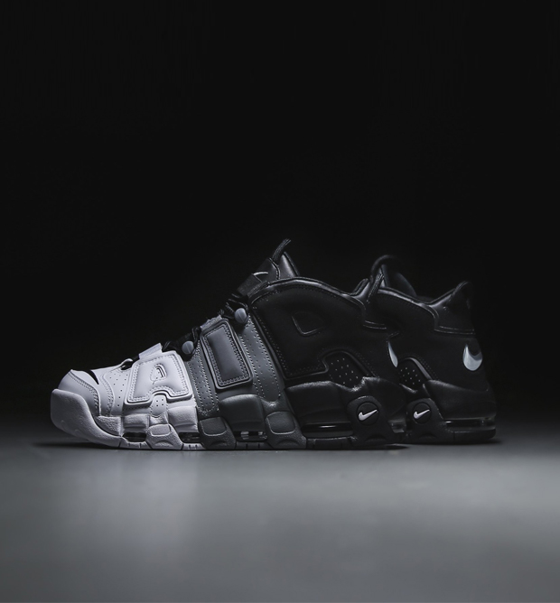 bañera entusiasta Montañas climáticas  VIlla: Nike Uptempo Tri-Color Now Available | Milled