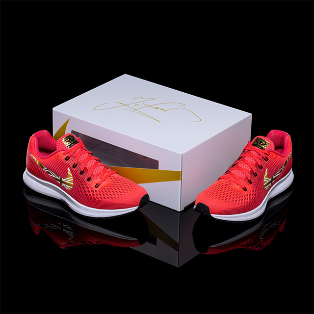 reputable site 774ae 3ccbe Nike: Mo Farah: Unlock The Collector Pack | Milled