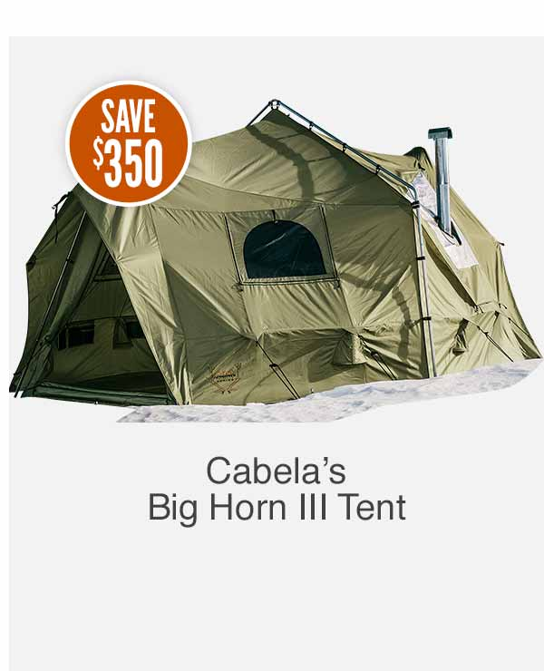 Base C Tents & Cabela S Big Horn 2 Hunting Tent - Best Tent 2018