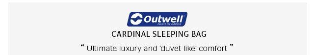 Outwell Cardinal Sleeping Bag